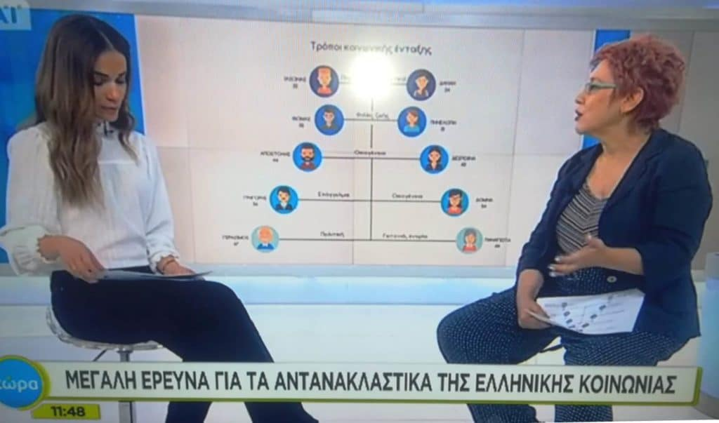 """People of Greece"" της qed – Συνέντευξη στην εκπομπή ""ΤΩΡΑ"" στον ΣΚΑΙ"