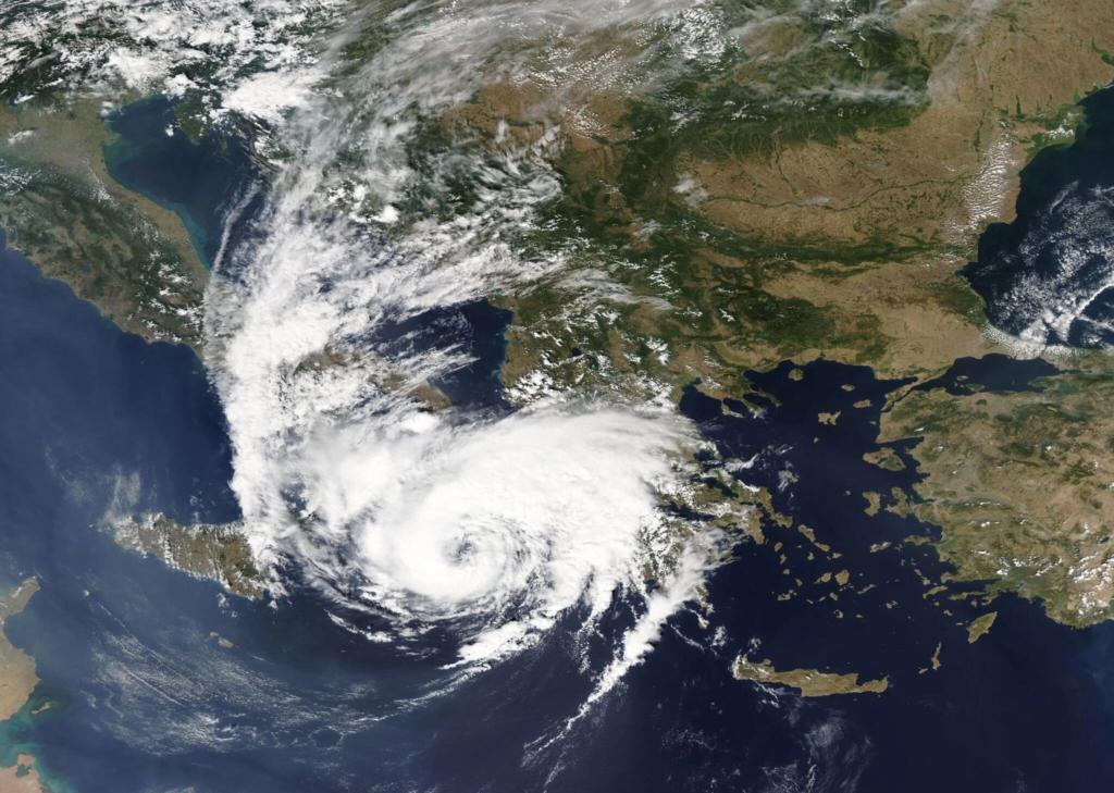 Εβδομάδα 14/09/2020-20/09/2020: Ένα καταστροφικό καιρικό φαινόμενο