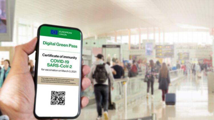 Digital Green Pass