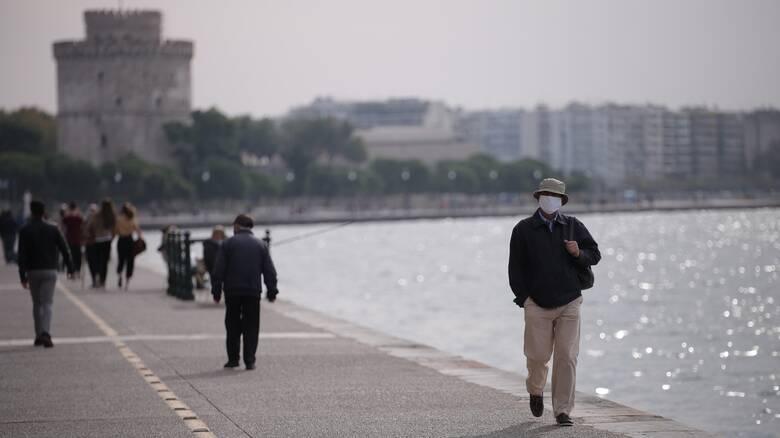 lockdown-Thessaloniki
